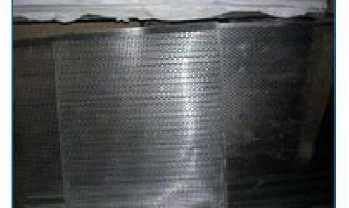 delikli aluminyum sac